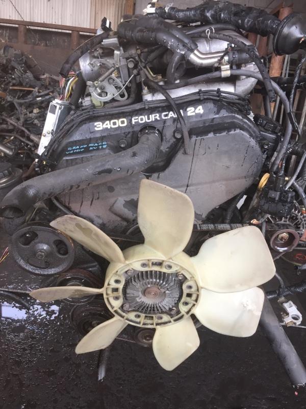 Двигатель Toyota Grand Hiace VCH10 5VZ-FE 1469756