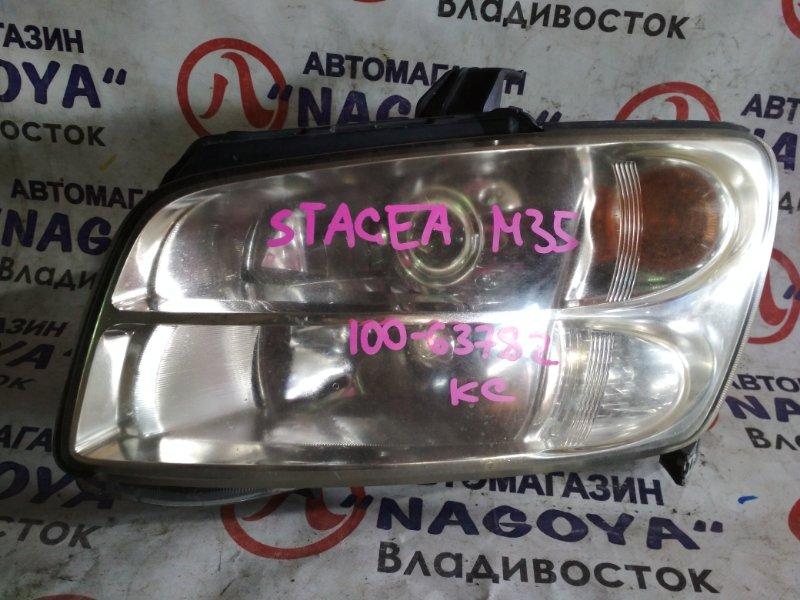 Фара Nissan Stagea M35 передняя левая 100-63782