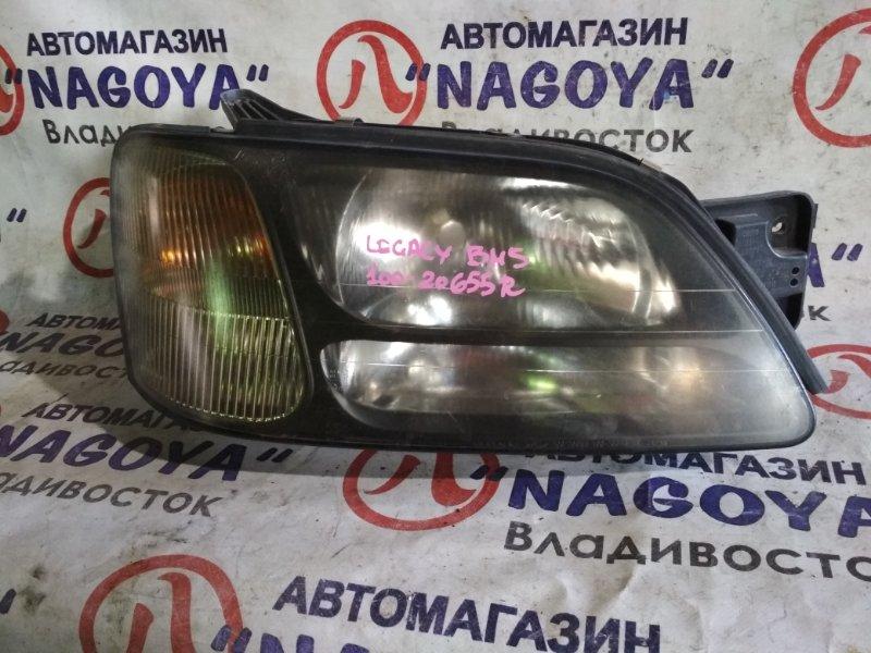 Фара Subaru Legacy BH5 передняя правая 100-20655/20656