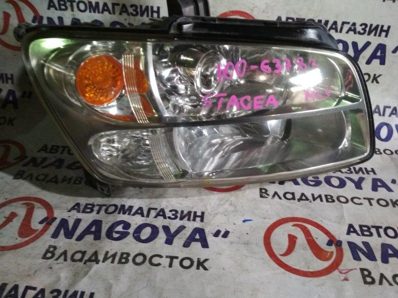Фара Nissan Stagea M35 передняя правая 100-63782