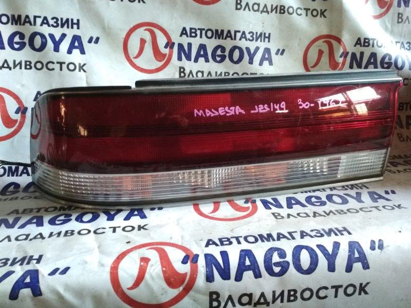 Стоп-сигнал Toyota Crown Majesta JZS149 задний левый 30196