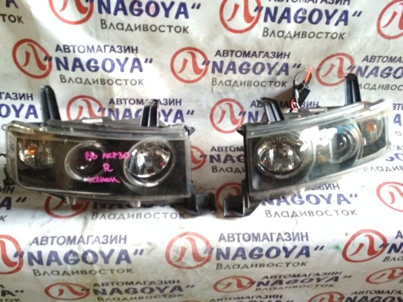 Фара Toyota Bb NCP30 передняя