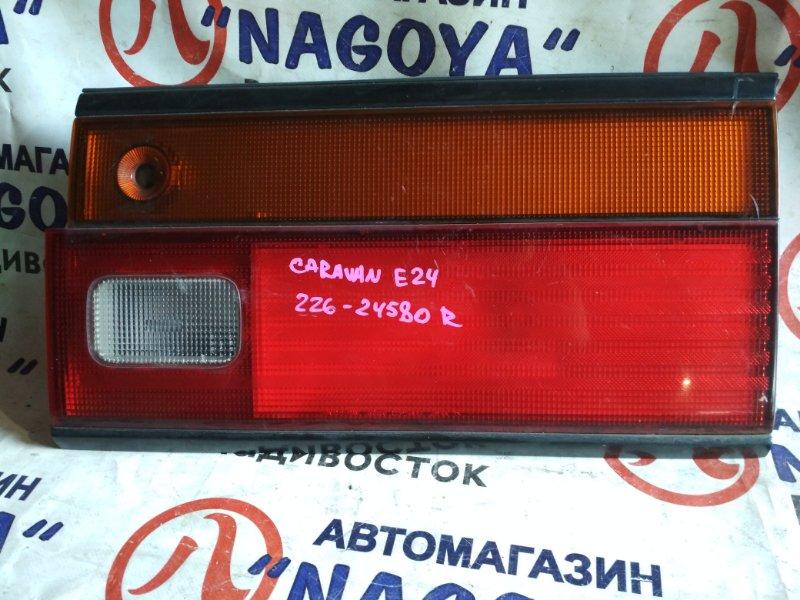 Стоп-вставка Nissan Caravan ARME24 задняя правая 226-24580
