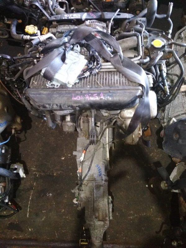 Двигатель Subaru Forester SG5 EJ205DWUBE B526407