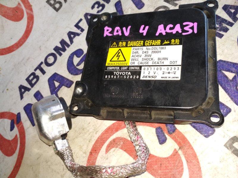 Блок ксенона Toyota Rav4 ACA31 85967-52020