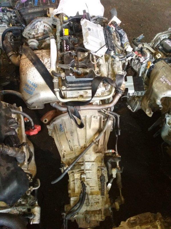 Двигатель Nissan Atlas SZ2F24 ZD30DD 245083K