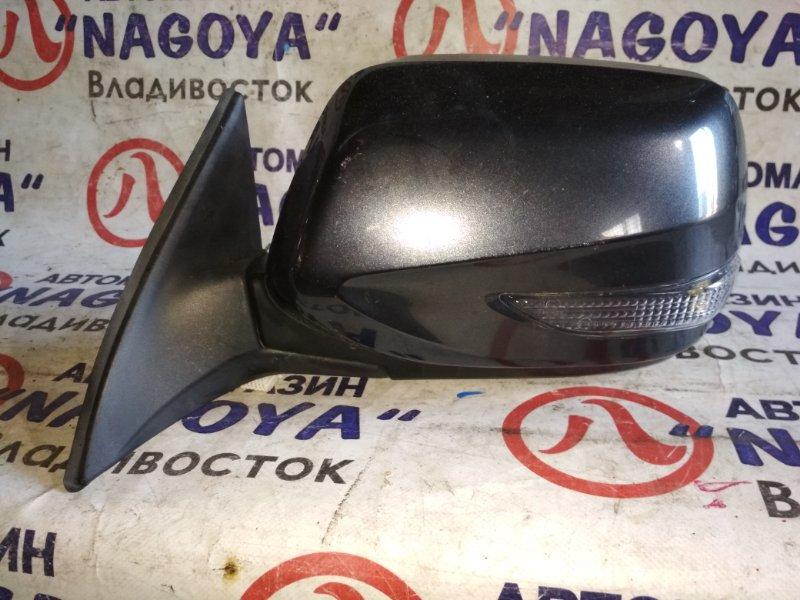 Зеркало Subaru Legacy BR9 переднее левое 9 KOHTAKTOB
