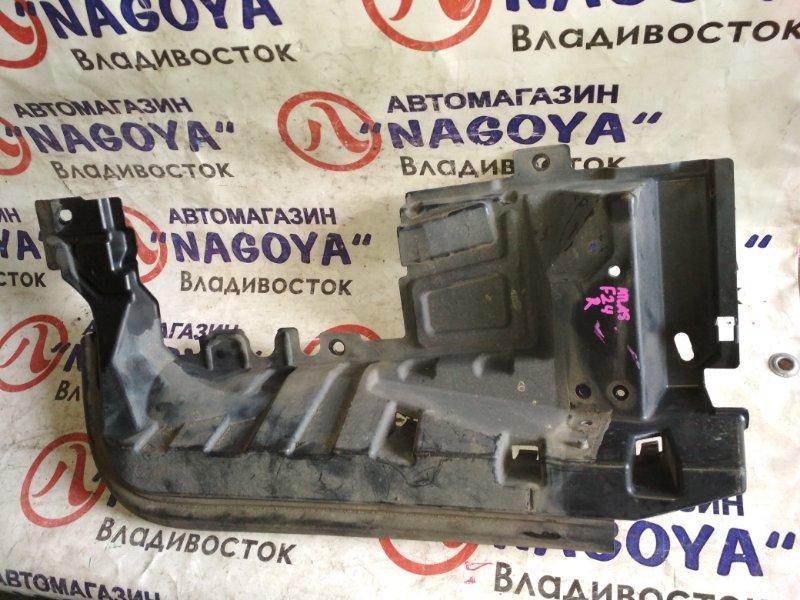 Защита двигателя Nissan Atlas SZ2F24 передняя правая 50810MA000