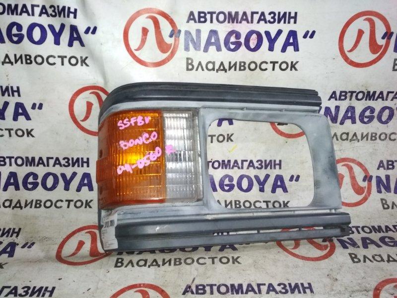 Габарит Mazda Bongo SSF8V передний правый 041-0560