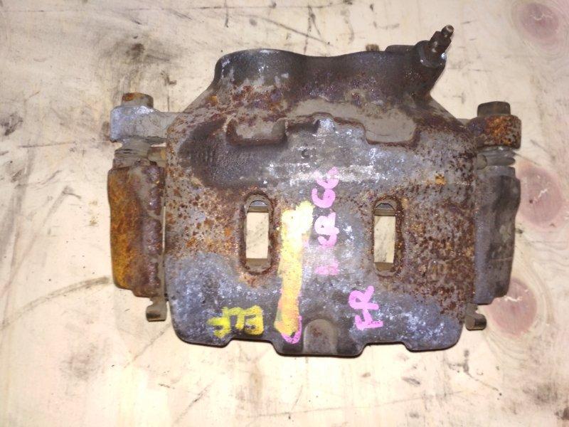 Суппорт Isuzu Elf NKR66 передний правый 3515
