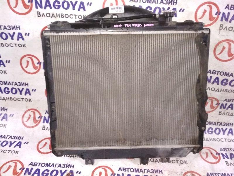 Радиатор основной Nissan Atlas SZ2F24 ZD30DD M/T