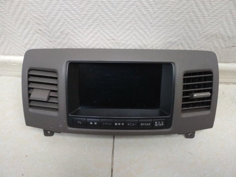 Монитор Toyota Markii GX110 2 MODEL