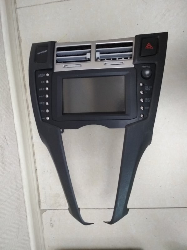 Монитор Toyota Vitz KSP90 86120-52520
