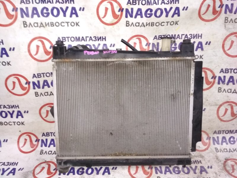 Радиатор основной Toyota Probox NCP50 2NZ-FE AT