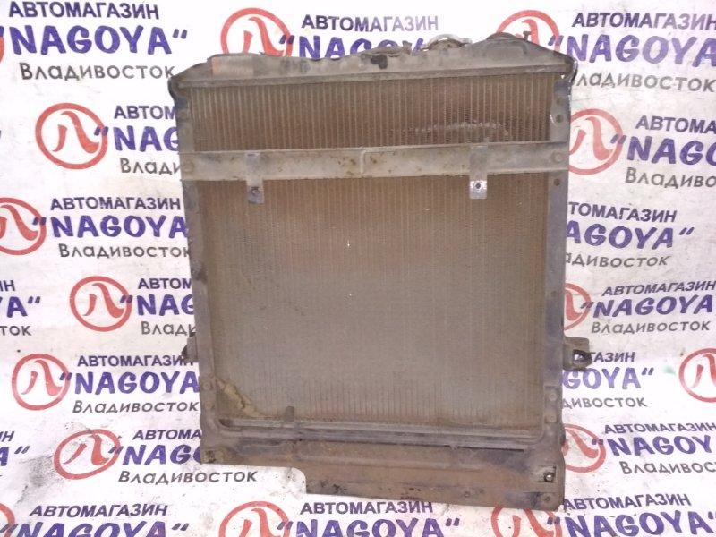 Радиатор основной Isuzu Elf NKR61 4BG1 M/T