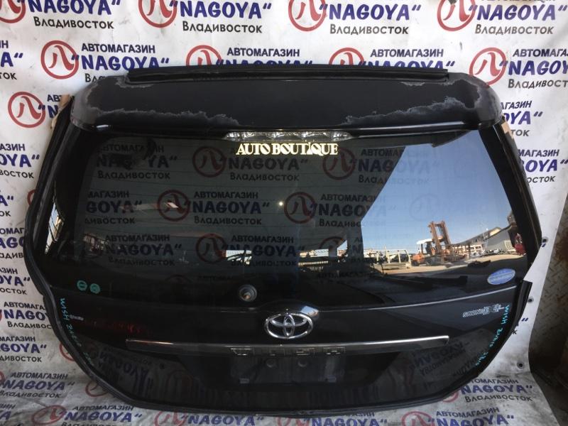 Дверь 5-я Toyota Wish ZNE10 задняя COLOR 209