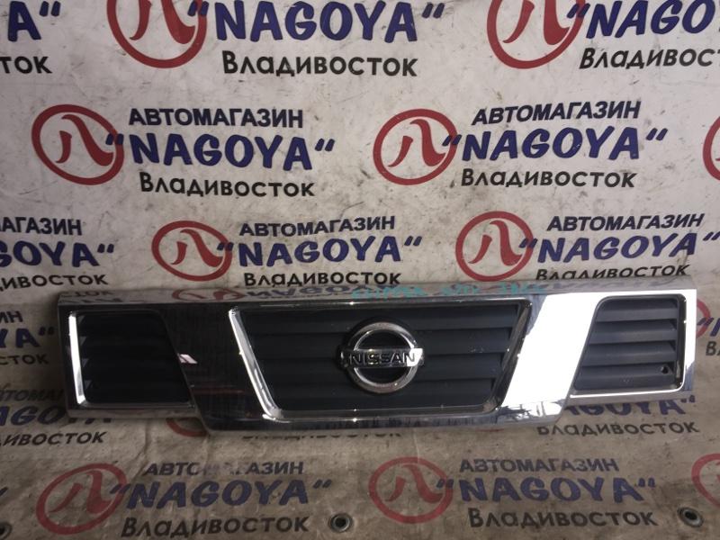 Решетка Nissan Clipper U71V передняя
