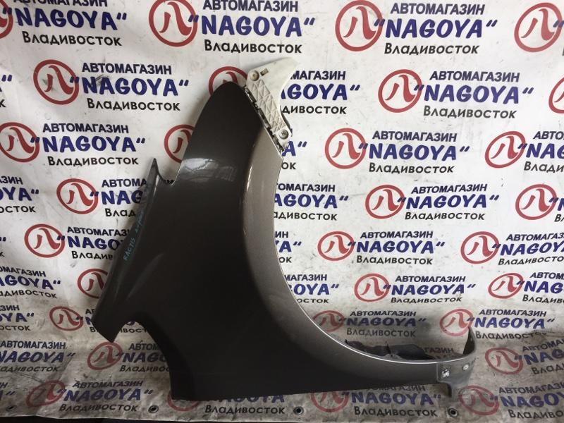 Крыло Toyota Ractis NCP100 переднее правое