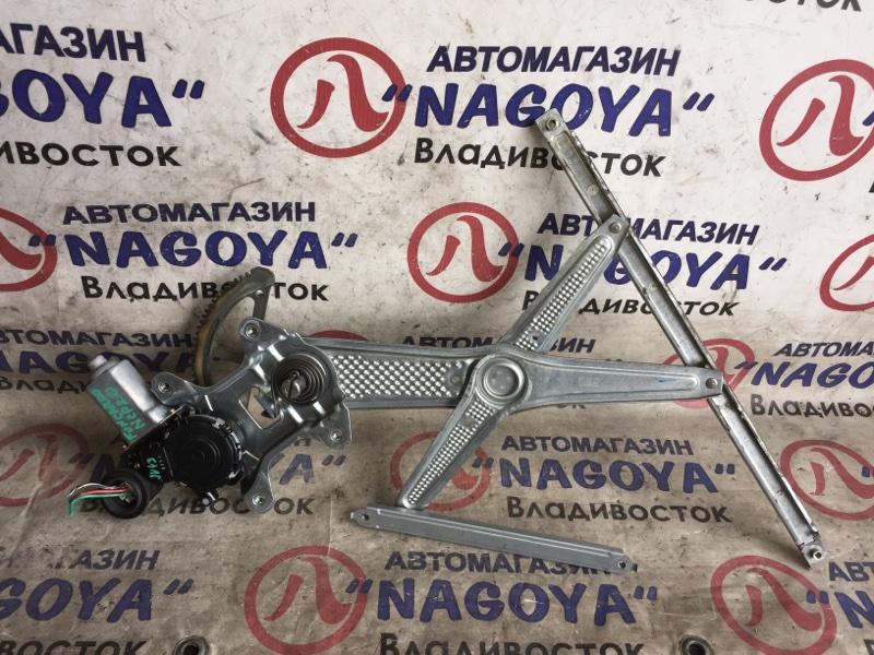 Стеклоподъемник Toyota Funcargo NCP20 передний правый