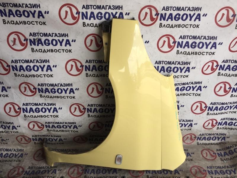 Крыло Toyota Funcargo NCP20 переднее левое