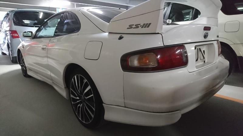 Спойлер Toyota Celica ST202 задний