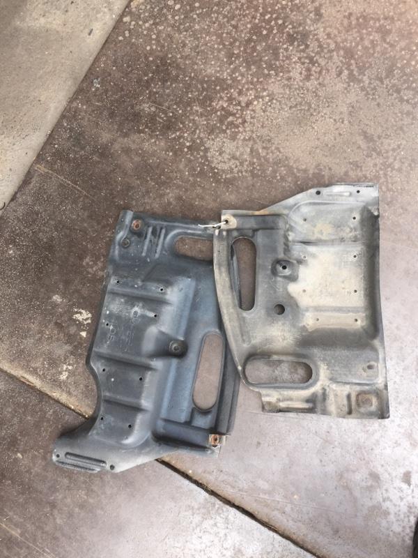 Защита двигателя Toyota Vista Ardeo SV50 3S-FSE передняя