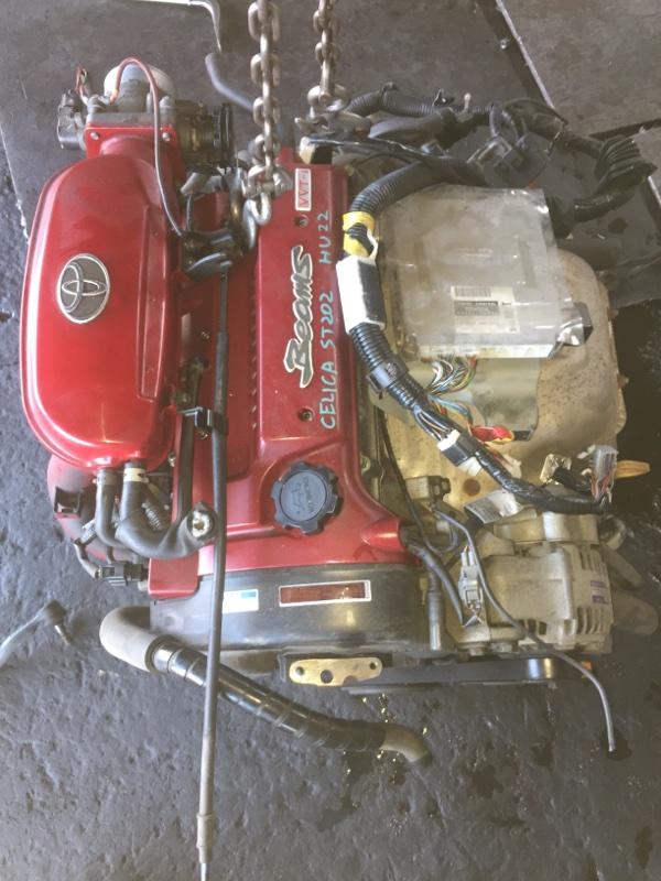 Двигатель Toyota Celica ST202 3S-GE 9356205