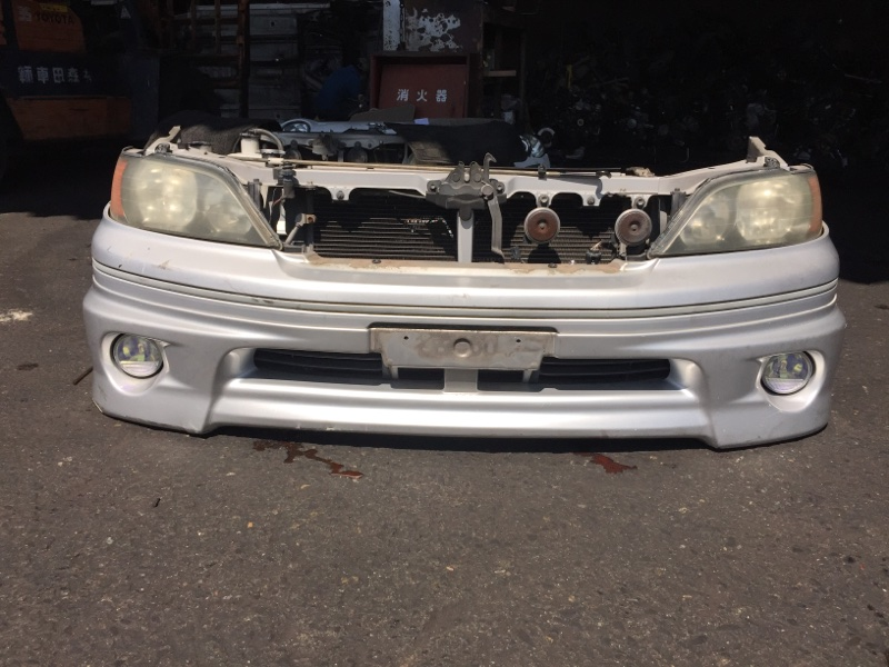 Nose cut Toyota Vista Ardeo SV50 3S-FSE передний 32164