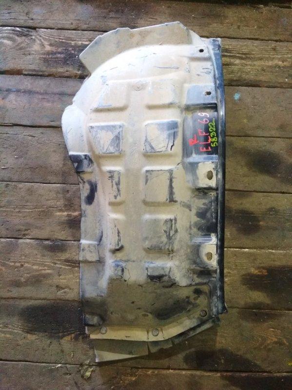 Подкрылок Isuzu Elf NHR69 передний правый