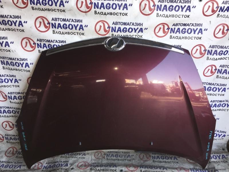 Капот Toyota Wish ZNE10 передний 2 MODEL