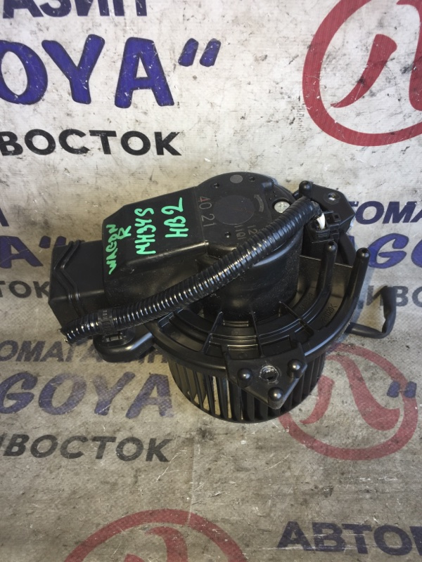 Мотор печки Suzuki Wagon R MH34S