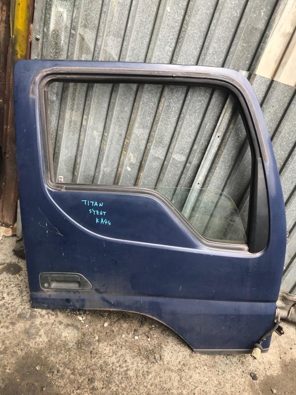 Дверь Mazda Titan SYE6T передняя правая 12 VOLT