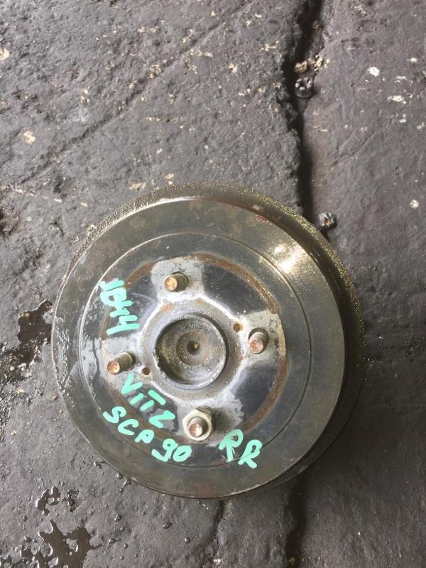 Ступица Toyota Vitz SCP90 задняя правая ABS
