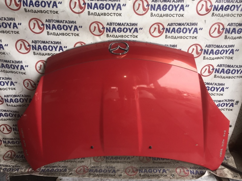 Капот Mazda Verisa DC5W передний