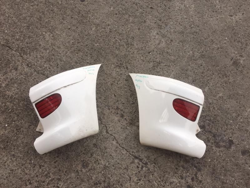 Бампер Toyota Funcargo NCP20 задний левый 2 MODEL