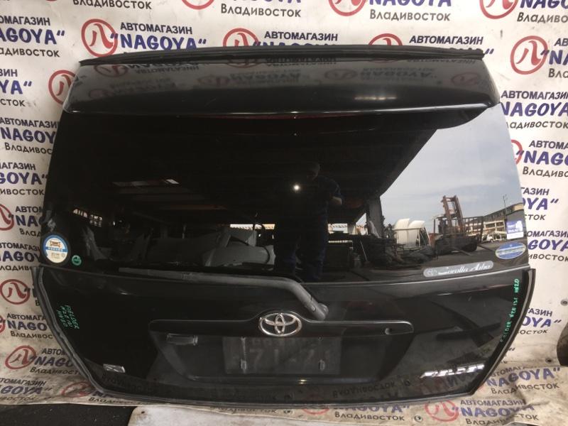 Дверь 5-я Toyota Corolla Fielder NZE121 задняя 2 MODEL