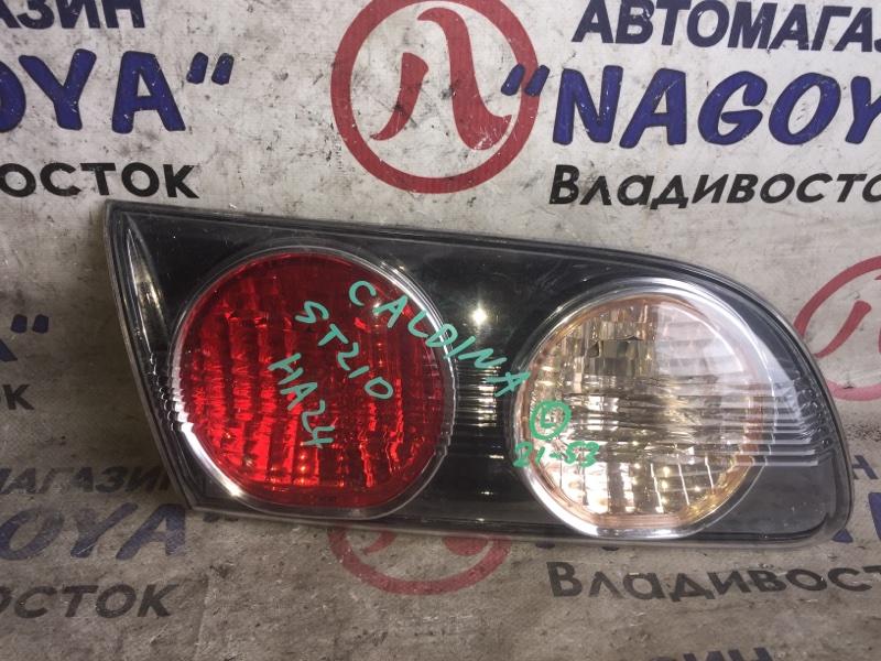 Стоп-вставка Toyota Caldina ST210 задняя левая 2153