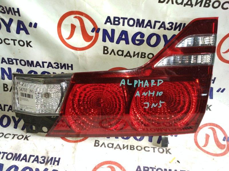 Стоп-вставка Toyota Alphard ANH10 задняя правая 5819