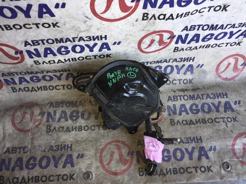 Механизм открывания двери Toyota Porte NNP11 левый