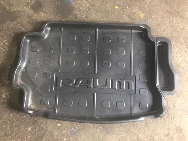 Коврик багажника Toyota Raum NCZ20