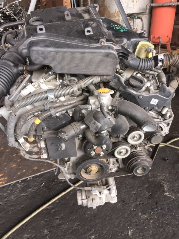 Двигатель Toyota Mark X GRX120 4GR-FSE 0057224
