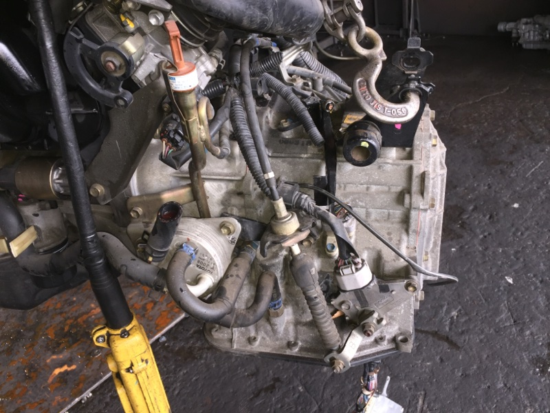 Акпп Toyota Allion ZZT240 1ZZ-FE U341E-02A