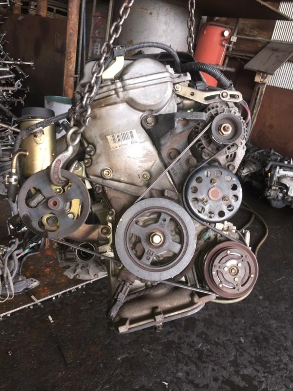 Двигатель Toyota Funcargo NCP20 2NZ-FE 2602836