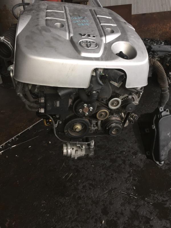 Двигатель Toyota Crown GRS182 3GR-FSE 0050080