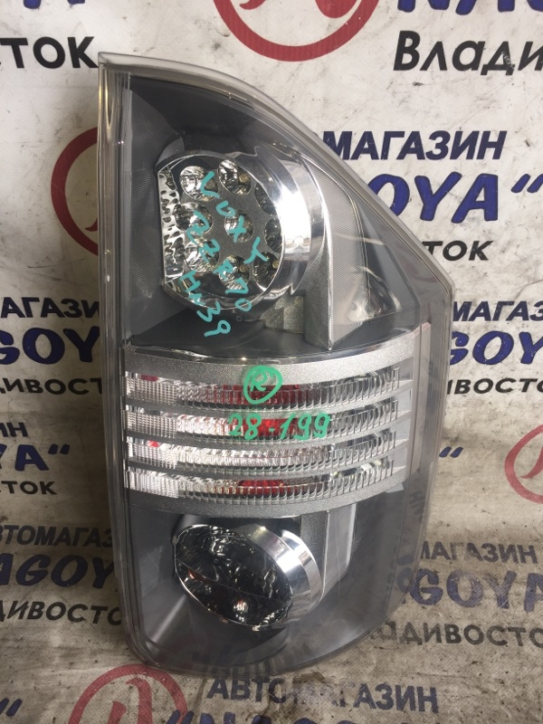 Стоп-сигнал Toyota Voxy ZRR70 задний правый 28199