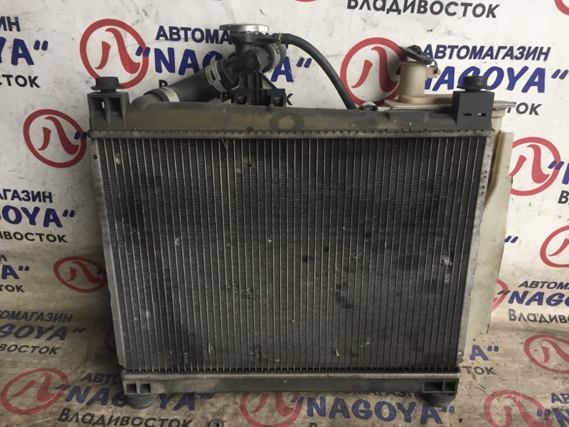 Радиатор основной Toyota Funcargo NCP20 2NZ-FE A/T