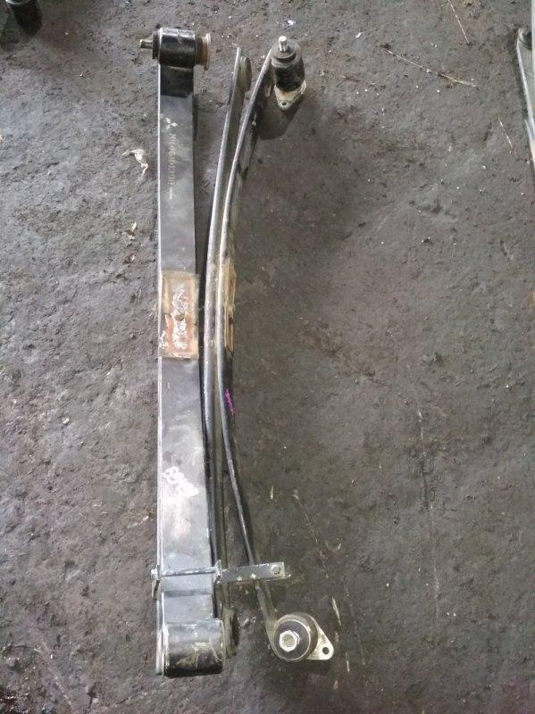 Рессоры Mitsubishi Canter Fuso FBA20 задние 2 LISTA