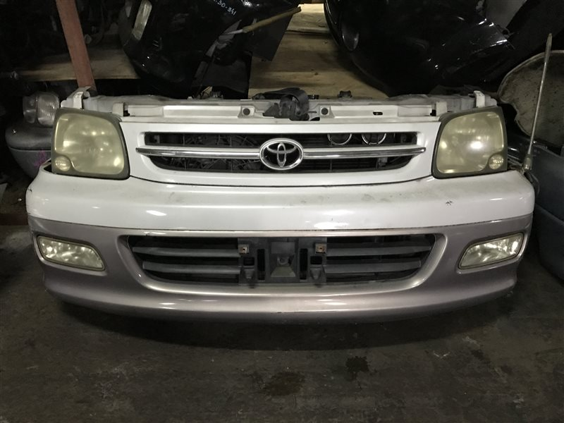 Nose cut Toyota Noah CR50 3C-TE передний 28123