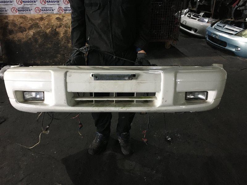 Бампер Isuzu Bighorn UBS73 передний FENDER