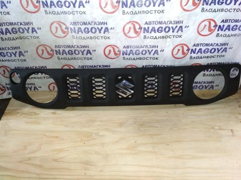 Решетка Suzuki Jimny Sierra JB64W передняя 72111-78R0